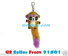 10716 YooHoo And Friends 3 Inch Plush Pookee The Meerkat Clip On Stuffed Animal