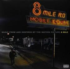8 Mile - Eminem New & Sealed LP Free Shipping
