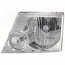 LEFT HEAD LIGHT ASSEMBLY FOR FORD EXPLORER EDDIE BAUER LIMITED 02-05 FO2502176