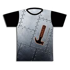 Hammer Steel Dye-Sublimated Mens Bowling Shirt Jersey