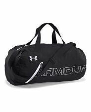 Under Armour Adaptable Duffel Bag, Black, One Size