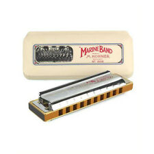 Hohner Marine Band 1896 Harmonica - C. Pro Quality at a sensible price.
