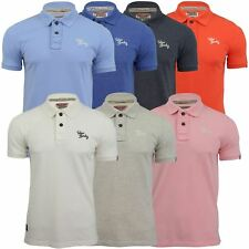 Mens Polo T-Shirt by Tokyo Laundry 'Rochester' Short Sleeved