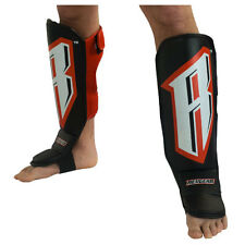 Revgear MMA Freestyle Grappling Shin Guards
