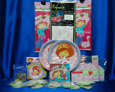 Strawberry Shortcake Set # 7 Mazes Stickers Hats Banner Choose Your Napkins