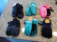 NWT! Champion C9 Thinsulate Kids Ski Gloves and Mittens Size 4/7 8/16