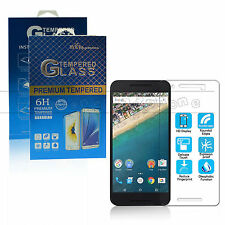 TEMPERED GLASS SCREEN PROTECTOR FOR LG GOOGLE NEXUS 5X / 5 / 4 / Pro 2 / G3