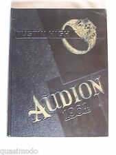 1964 TUSTIN HIGH SCHOOL YEARBOOK, TUSTIN, CALIFORNIA   AUDION