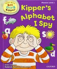 Oxford Reading Tree Read With Biff, Chip, and Kipper: Phonics: Level 1: Kipper's