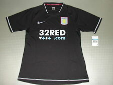 player Jersey Aston Villa 3rd 07/08 Orig Nike Size M-L new player issue