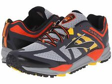 BROOKS CASCADIA 11 RIVER ROCK TOMATO MENS 2016 RUNNING SHOES **ALL SIZES