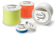 Cortland Micron Fly Line Backing, 30 lb Test, BLUE - 100 to 2,500 Yd Spools