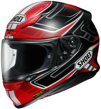 Shoei RF-1200 Full-Face Motorcycle Helmet - VALKYRIE TC-10 (Red/Black) XS-2XL
