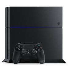 NEW/Sony/PlayStation 4/PS4/Jet Black/Choose HDD Size/Video Game Console/JAPANESE