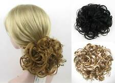 WAVY HAIR SCRUNCHIE PONYTAIL HOLDER HAIRPIECE EXTENSIONS CORKSCREW CURLS DAPHNE