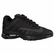 NIKE AIR MAX EXCELLERATE 4  BLACK DARK GREY MENS SHOES **FREE POST AUSTRALIA