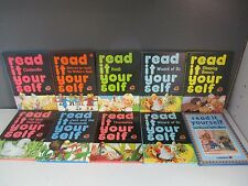 Ladybird - 'Read It Yourself' - 10 Books Collection! (ID:34743)