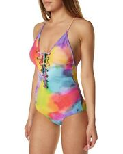 Women's Billabong Rio Heat One Piece Swimsuit. Size 8-12. NWT, RRP $89.95.