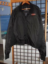 NOS Harley Davidson Mens Mid-Layers Functional Poly Blend Jacket 98206-12VM