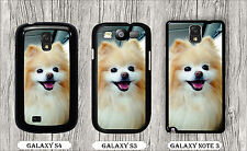 DOG POMERANIAN BREED CASE FOR SAMSUNG GALAXY S3 S4 NOTE 3 -sed2Z