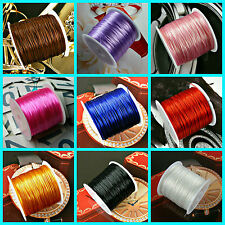 80 Meters Stretch Elastic Bead cord Jewellery Making / Bracelet