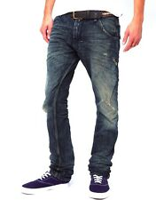 Diesel Jeans Krooley 801N Regular Slim Carrot Fit Straight Leg 0801N