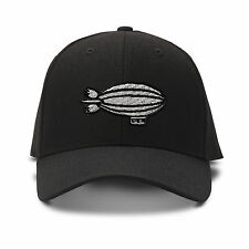 Zeppelin Hot Air Style 2 Embroidery Embroidered Adjustable Hat Baseball Cap