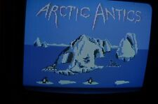 Arctic Antics Spy vs Spy III Commodore 64 C64 Game Disk Tested