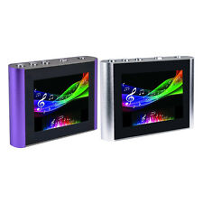 """Eclipse T180 1.8"""" 4GB MP3 USB 2.0 Clip Style Digital Audio LCD Video Player"""