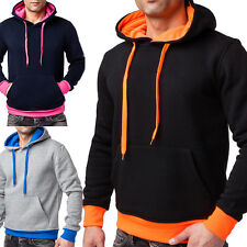 MEN'S Hoodie Hoodie Hoody Sweat Jacket Sweatshirt Pullover NEW