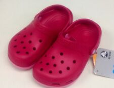 Crocs Duet Plus Kids Raspberry Pink Lemonade C4/5 C6/7 C8/9 C10/11 C12/13 J1 2 3