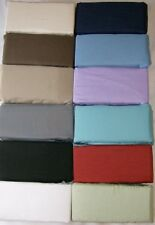 """Twin & Full Daybed Tailored Bed Skirt Dust Ruffle 14"""" 16"""" 18"""" 21""""   12 Colors"""