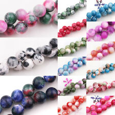 Fashion Persian Jade Stone Gemstone Round Spacer Loose Beads DIY 6mm 8mm 10mm