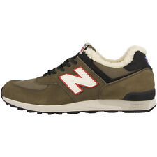 New Balance M 576 MOD Shoes Made in UK Trainers Army Green M576MOD 373 574 396