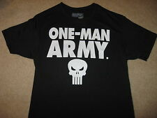 THE PUNISHER Daredevil Netflix SKULL movie Comic BOOK ARMY New MEN'S T-Shirt