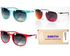 NEW SMITH MT SHASTA SUNGLASSES Choose Your Color - Authentic - Fast Shipping