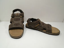 "New! Mens ""Skechers Relaxed Fit Memory Foam"" Sandals - Shoe Size US 14 M"