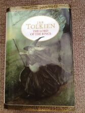 Lord Of The Rings JRR Tolkien 3 Books In 1 Hardback GOOD CONDITION