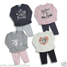 NEW BABY GIRLS CUTE LEGGINGS OUTFIT 0-3-6-9-12-18-24 MONTHS NEXT DAY POST
