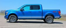 F-150 ROCKERS Vinyl Graphics Stripes Decals 3M 2015-2018 Ford Truck Pro Install