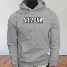 State Travel Tourist Grand Canyon  Arizona Vacation Proud Mens Gray Hoodie