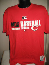 MLB Cincinnati Reds Baseball Authentic Collection Shirt Mens Sizes Majestic Nwt
