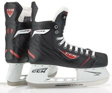 New CCM RBZ 60 ice hockey skates junior size 4 EE black wide width skate jr