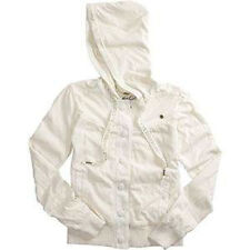 FOX RACING AVALON GIRLS/WOMENS BUTTON UP JACKET COAT BRAND NEW