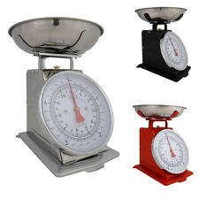 Hanson Tradition 500 Mechanical Kitchen Scales With Easy Read Large Display