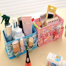 Fashion Folding Multifunction Make Up Cosmetic Storage Box Container Bag Case