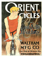 1127 Orient Cycles Wall Art Decoration POSTER.Graphics to decorate home office