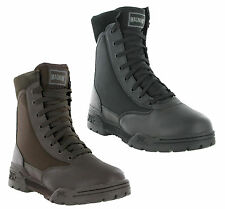 Magnum Classic Original Tactical Mens Leather Combat Police Army Boots UK4-14