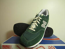 New! Mens New Balance 574 Classic Running Sneakers Shoes 18 green