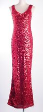 1920s Sexy Cocktail Clubwear Red Sequin Formal Dress  Party Star  RD 3295